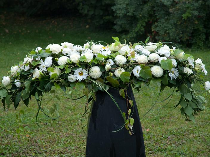 Trauerfloristik Blumen Sonn Ostfildern