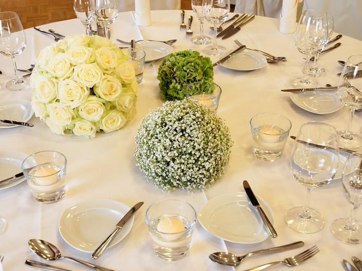 Event und Tischdeko von Blumen Sonn in Nellingen/Ostfildern
