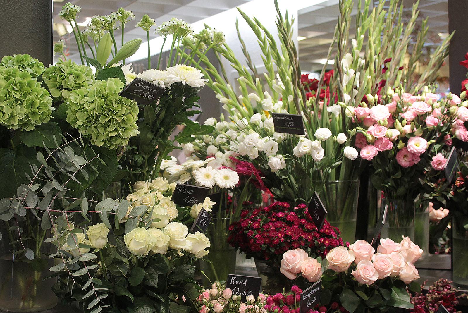 Ladengeschäft - Blumen Sonn Ostfildern